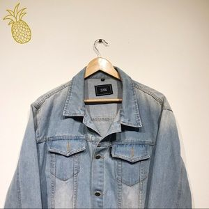 ZSHOW Denim Jacket